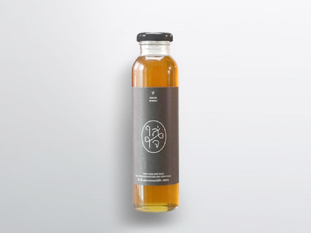น้ำผึ้งสดใส่ใจ ขนาด 10 ออนซ์